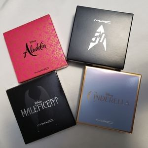 MAC Cosmetics Disney Eye Palette Bundle